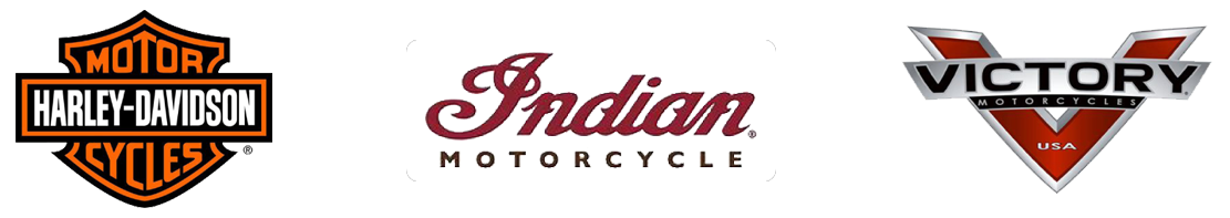 Harley Davidson Indian motorcyles Victory Motorcycles